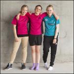 3 trætte Danmarksmestre i badminton - og så er de fra Varde!