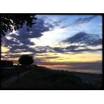 Solnedgang på nordFyn
